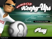 Game World cup - keepy ups