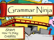 Game Grammar ninja