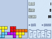 Tetris. created by neave.com/games 1 0...
