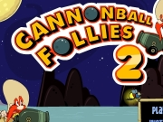 Game Cannonball follies 2