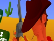 Game Cow boy shooting game