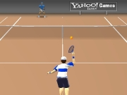 Game Yahoo tennis game