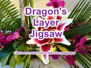 Game Dragon layer jigsaw