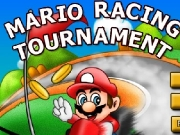 Game Mario racing tournament