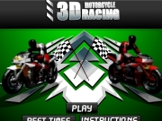 Game 3D motorcycle racing