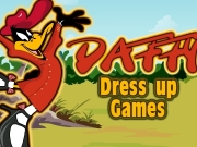 Game Daffy dress up games