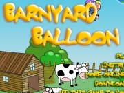 Game Barnyard balloon