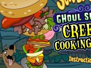 Game Scooby Doo ghoul school - Creepy cooking class
