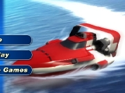 Game Jet boat racing