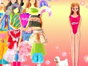 Game Mimi barbie and dog