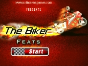 Game The biker feats