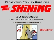 Game The shinning animation