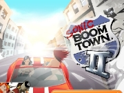 Game Sonic boom town 2