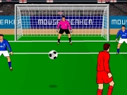 Game Football volley challenge