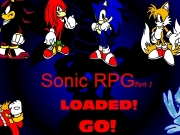 Game Sonic RPG part 1