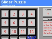 Play now Slider puzzle !