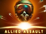Allied assault....