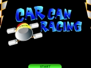 Car can racing....