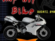 Game Pump my bike - Ducati 848