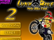 Lynx bike 2. 10 Pressing the link will not affect loading of Lynx Bike 2. Play 1 http://www.holygrailgames.com/play-2766-Lynx_Bike.html 09 08 07 06 05 04 03 02 01 http://www.holygrailgames.com http:// Download this game! http://www.espill.no http://www.holygrailgames.com/page-webmaster.html How to play START Continue Main Menu LEVELCOMPLETE Next Level 00 Try Again 0 Change bike pilot...