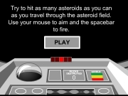 Space combat. Loading.... SPACE COMBATTry to hit as many asteroids you can travel through the asteroid field. Use your mouse aim and spacebar fire. PLAY 0 actions button GAME OVER http://www.classbrain.com/cb_games/cb_gms_arc/spacecombat.htm...