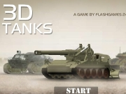 Game 3D tanks