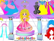 Game Barbie dress up