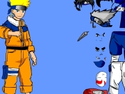 Game Naruto create a character