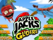 Apple jacks gliders. LOADING CinnaMon™ Apple™ Finish Start You Opponent More Glider fun!Visit AJ.com Visit the Challenge on Neopets! OBJECTIVE Fly your glider to Apple Jacks™ bowl at end of stage. Collect bonuses along way and avoid obstacles! CONTROLS Press LEFT RIGHT arrow keys steer glider. SCORING Various pickups exists during race gives you bonus points when pick them up... 10 7 5 a temporary spee...