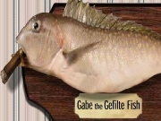 Gabe the gelilte fish