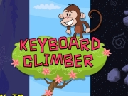 Keyboard climber. 0% AUDIO...