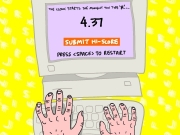 Play now Finger frenzy !