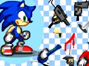 Game Sonic dress up