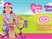 Game Barbie bike game
