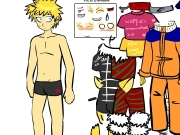 Game Naruto flash game finally by w wolfie