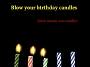 Play now Candles !