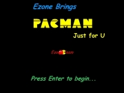 Play now Pacman !
