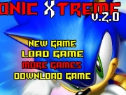Game Sonic xtreme 2