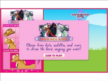 Horseland game - To14 com - Play now !