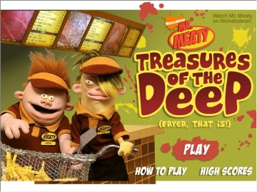 mr meaty treasures of the deep game to14 com play now