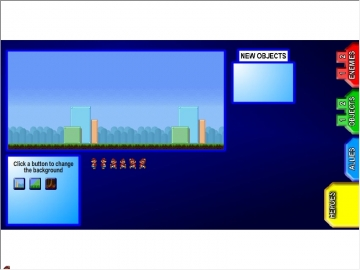 Super mario bros 3 scene editor game - To14 com - Play now !