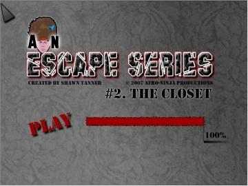 Escape series 2 - the closet game - To14 com - Play now !