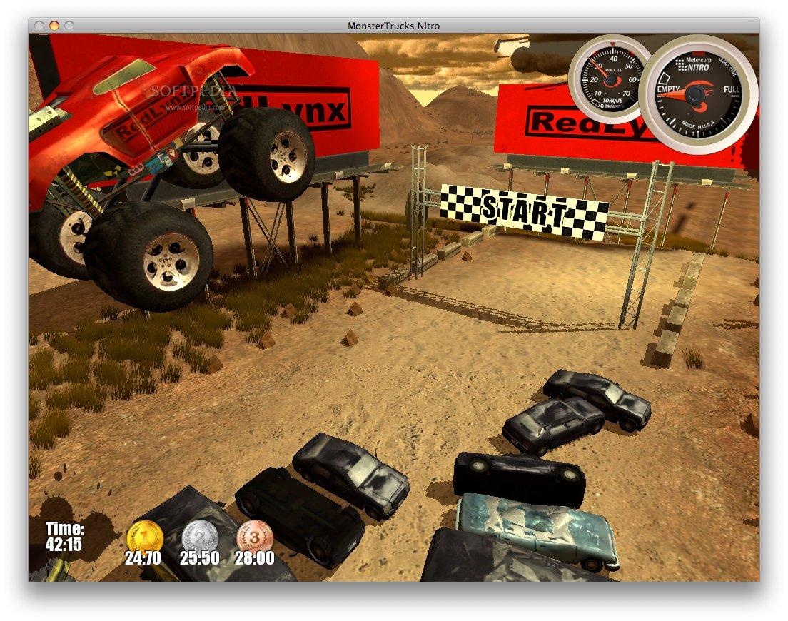 Download Full Game Of Monster Trucks Nitro