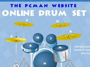 Games online drums drumbit